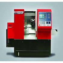 Torno industrial CNC