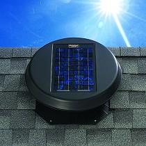 Ventilador solar para tejado