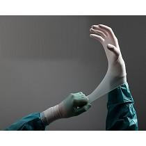 Guantes sintéticos de cirugía