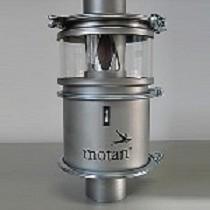 Controlador de caudal para sistemas de transporte neumático