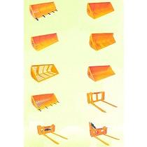 Accesorios para palas cargadoras