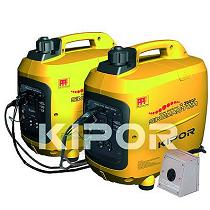Generadores digitales inverter