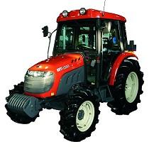 Tractor de 57 CV de potencia
