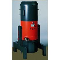 Aspiradores industriales modulares, filtraje