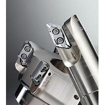 Fresa para el mecanizado de aluminio