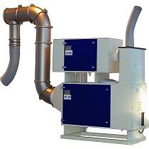 Equipos de filtración de aire