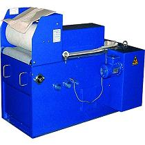 Filtro de papel inclinado o malla