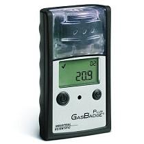 Detector desechable de gases