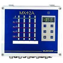 Unidad de control para detección de gas