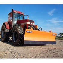 Plates bulldozer