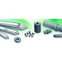 Unión de metal duro con acero