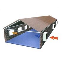 Unidades de ventilación autónomas de pared