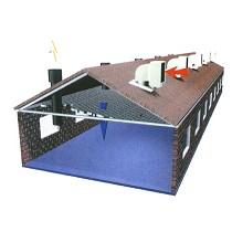 Unidades de ventilación autónomas de techo