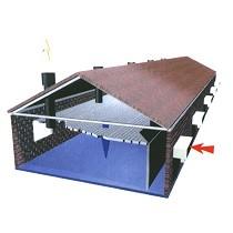 Unidades de ventilación no autónomas
