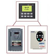 Control electrónico de grupos de presión