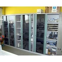 Armarios de almacenaje para laboratorios