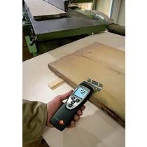 Instrumento de medición y sonda de humedad en materiales