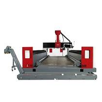 Centro de mecanizado gantry