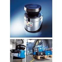Sistema de medición por láser compacto