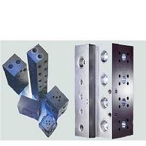 Placas y bloques mecanizados