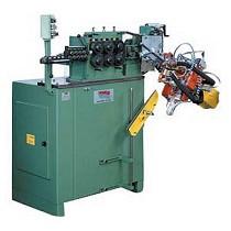 Máquinas para la fabricación de aros soldados