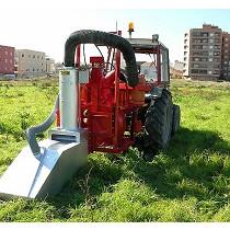 Equipos para eliminar las malas hierbas