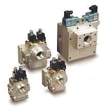 Electroválvulas para prensas