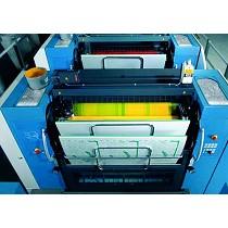 Impresora offset de pliegos