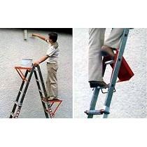 Plataforma para colgar en escalera