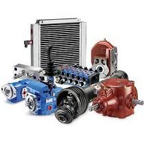 Válvulas, intercambiadores, bombas y motores