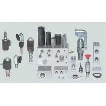 Válvulas, bloques y elementos electrónicos