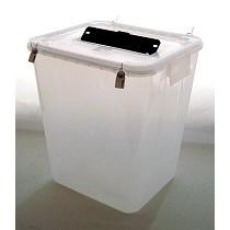 Urnas electorales 100% ecológicas