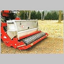 Sowing machines With stick to 3 points