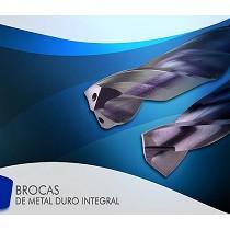 Brocas de metal duro integral