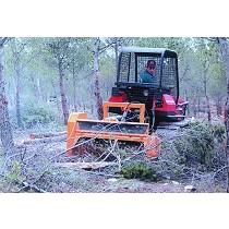 Trituradora forestal