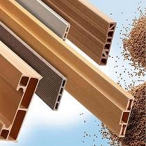 Extrusoras para procesar composite de madera-pl�stico