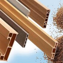 Extrusoras para procesar composite de madera-plástico