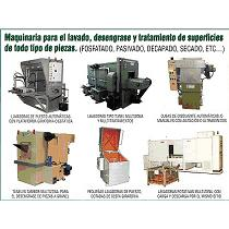 Máquinas automáticas insdustriales