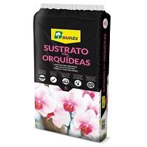 Tierra orquídeas