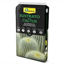 Tierra para cactus