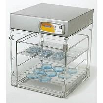 Cámara incubadora transparente digital