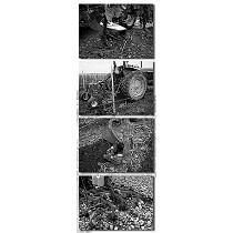 Cultivadores extensibles hidráulicos