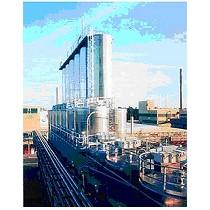 Instalaciones para el manejo de sólidos a granel