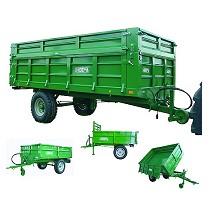 Remolques agrícolas de tractor