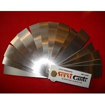 Cantos aluminio real