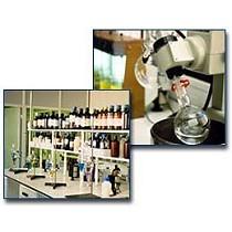 Análisis y ensayos para laboratorios