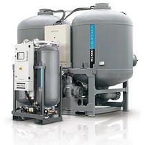 Secadores de adsorción con regeneración térmica