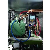 Analizador de refrigeración