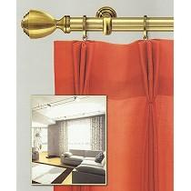 Barras de cortina de zirconio