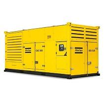 Generador de 800 kVA